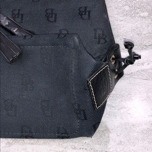 Dooney & Bourke Bags - DOONEY & BOURKE Classic Monogram Tassel Purse